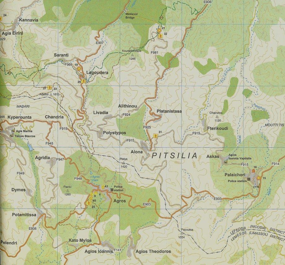 Agros area