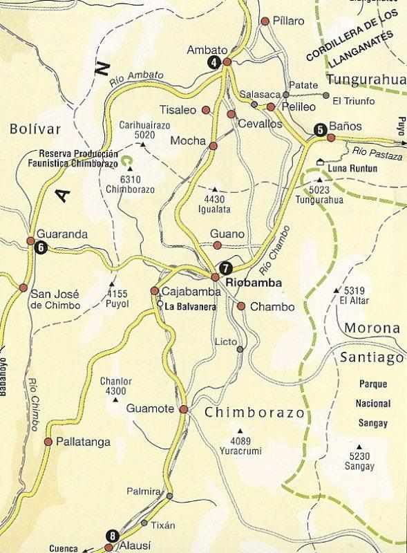 Chimborazo Region
