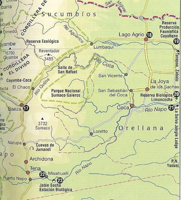 Coca Region