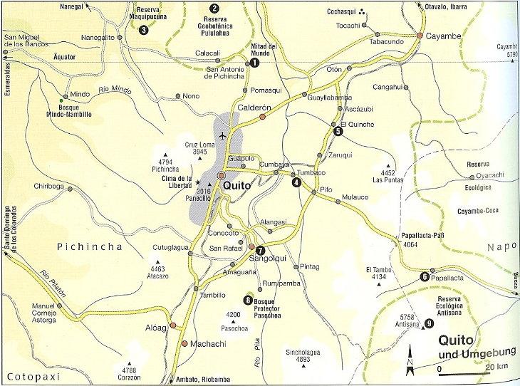 Quito Region