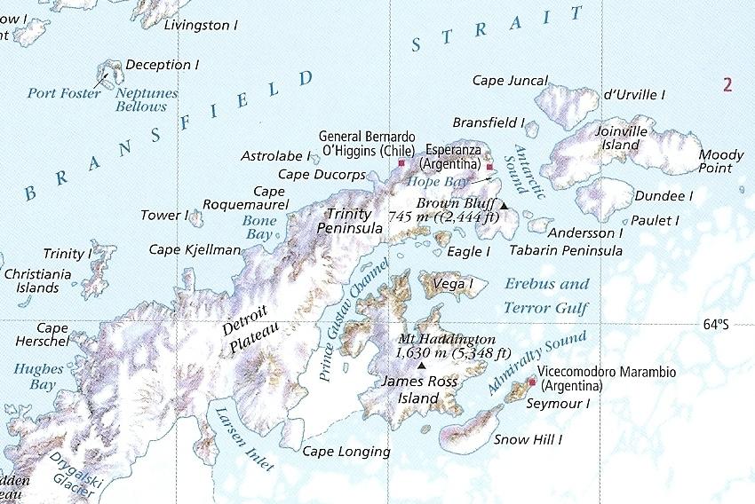 Bransfield Strait