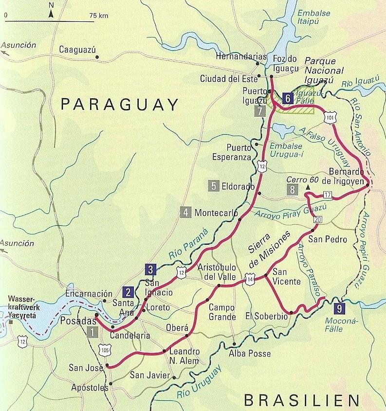 Provinz Misiones
