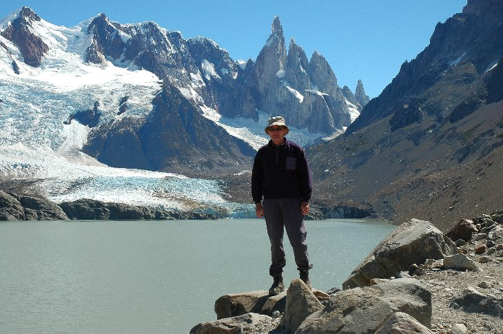 Lago Torre and Cerro Torre