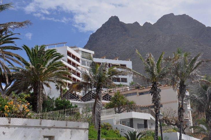 Hotel Oceano, Punta del Hidalgo