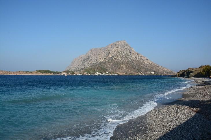 Telendos von Myrties auf Kalymnos