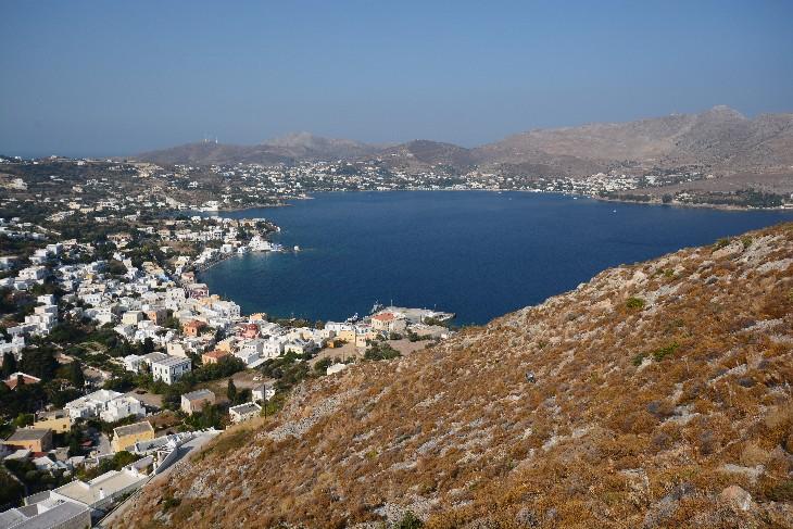 Bucht von Alinda, Leros