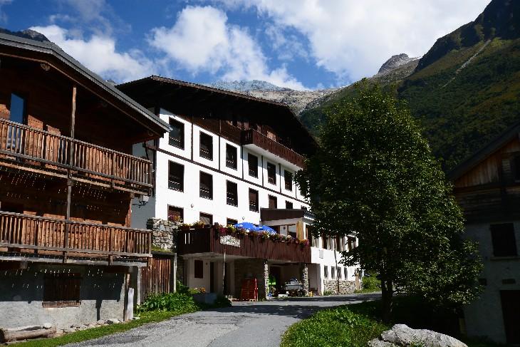 Chalet Alpin du Tour of the Club Alpine Francais