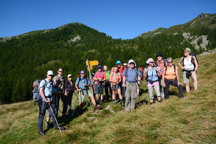 auf dem Alpe Salei, Valle Vergeletto