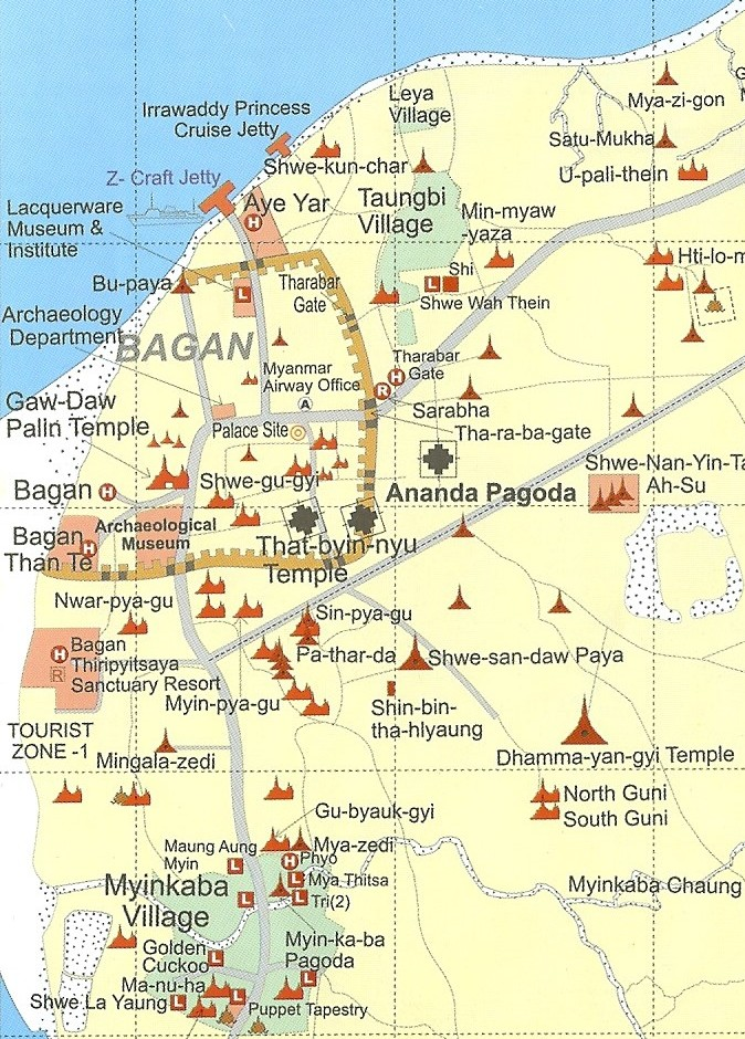 ancient Bagan