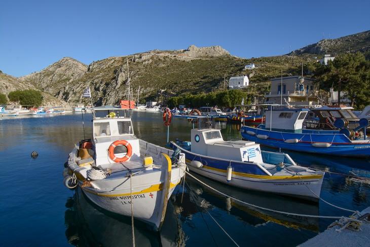 Rina Hafen, Kalymnos