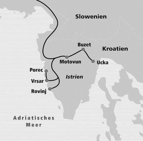 Istria Route