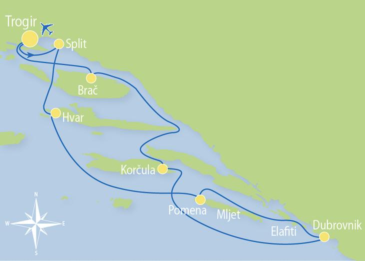 Mystic route